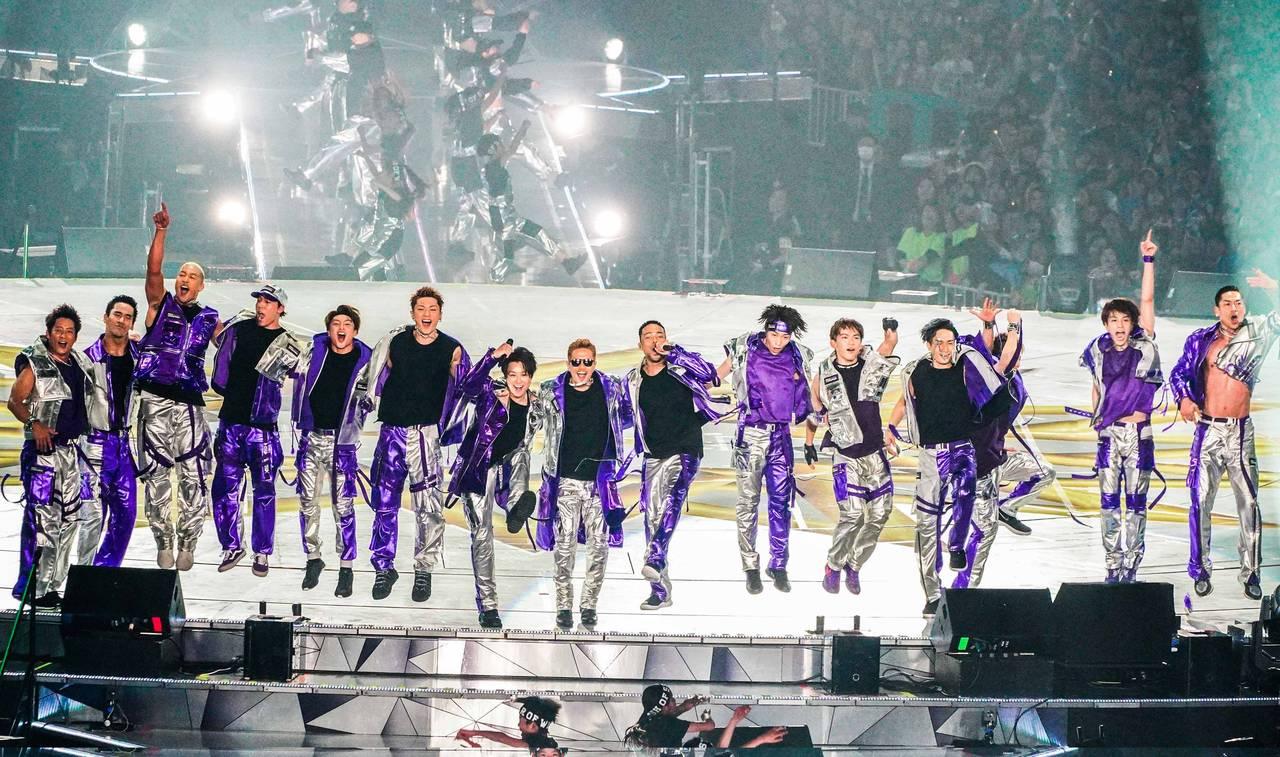 新生EXILE 3年ぶり&新体制初の全国ドームツアーに88万人が熱狂!「LDH PERFECT YEAR 2020」の開催も発表!