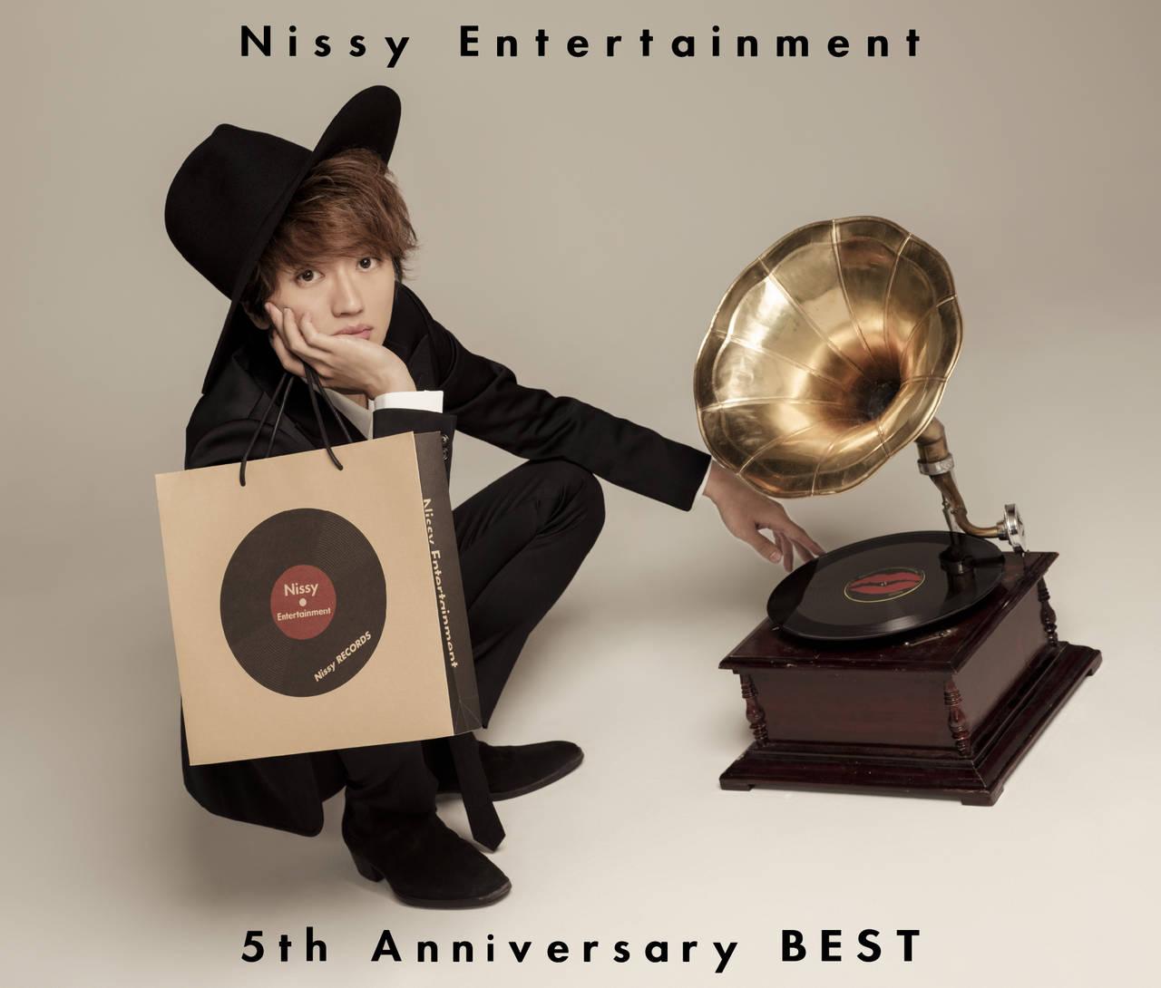 Nissy(西島隆弘)、2月4日《Nissyの日》発売の自身初BEST ALBUMがオリコン週間アルバムランキングで初登場1位獲得!