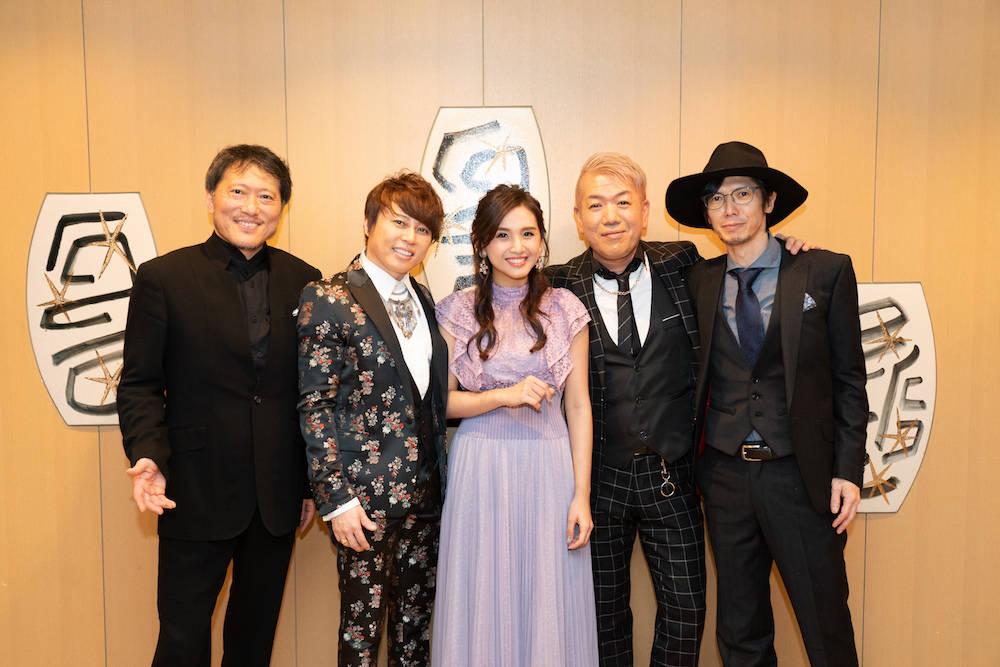 Beverly(ビバリー)、交響組曲「Life 〜キミトノセカイ〜」にて、大島こうすけ、京都市交響楽団、西川貴教と初共演!