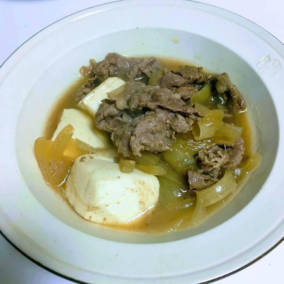 疲れた体には和食で栄養補給!ほっこりあたたまる肉豆腐のレシピ