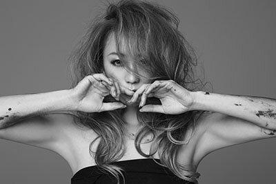 倖田來未 朝の情報番組『グッとラック!』のテーマソング「I'm Lovin'」を 10月2日に生歌唱パフォーマンス決定!!