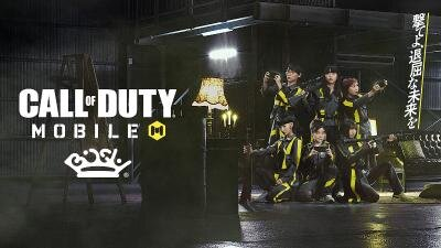 【BiSH、世界的人気ゲーム「Call of Duty:Mobile」タイアップ決定!!書き下ろし新曲をスペシャルライブ映像としてゲーム内で初公開決定!!】