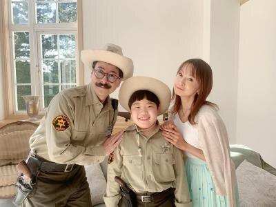 鈴木亜美、日テレ『極主夫道』で初の母親役に挑戦!! セレブママがはまり役