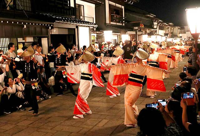 """9月に行きたい名物祭り""""越中おわら風の盆"""""""