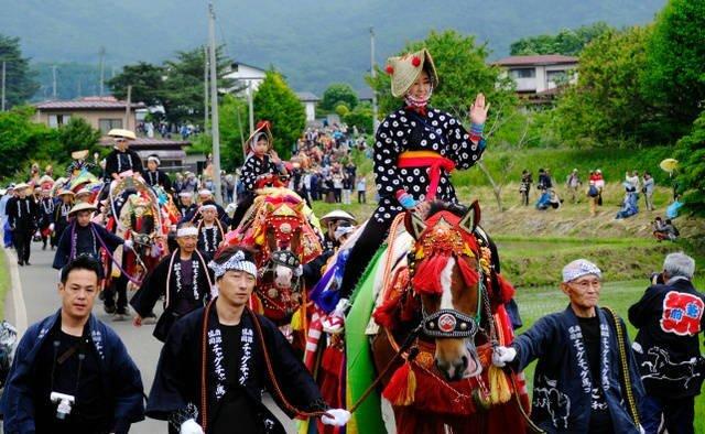 """6月に行きたい名物祭り""""チャグチャグ馬コ"""""""