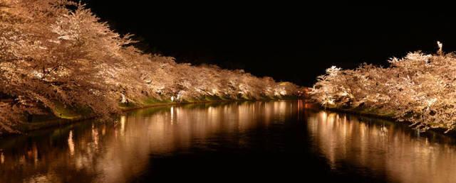"""4月に行きたい名物祭り""""弘前さくらまつり"""""""