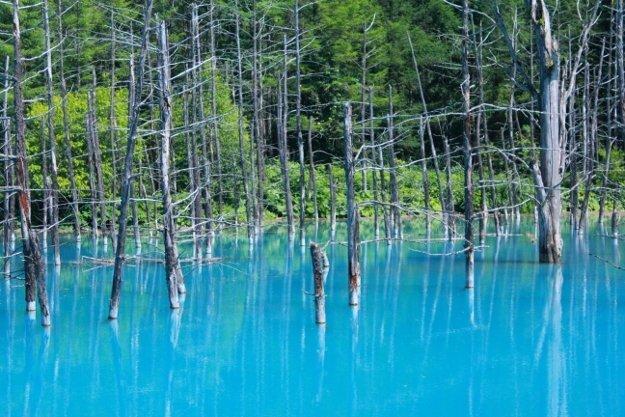 """""""青の洞窟""""を見に行こう!国内の青の絶景6選 - Blue superb view 6 selection in Japan -"""