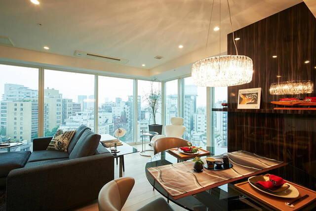 シティホテルはもう古い!東京タワーの見える、おしゃれなマンションに泊まる!