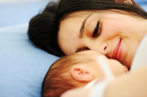 出産後に体重増加?産後太りの本当の理由とは・・・??