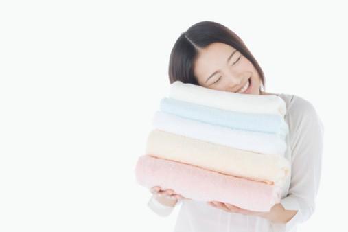 肌に刺激を与える柔軟剤に要注意!洗濯もヘルシー志向が流行中♡