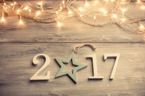 2017年、良い年にしたいですよね・・・♡