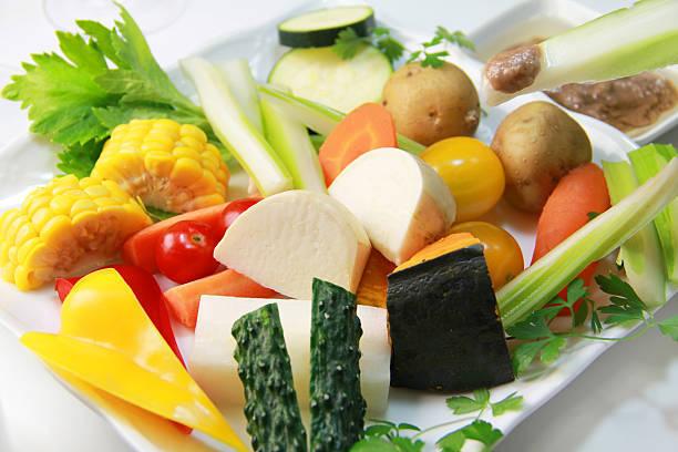 いろんな新鮮・有機野菜を