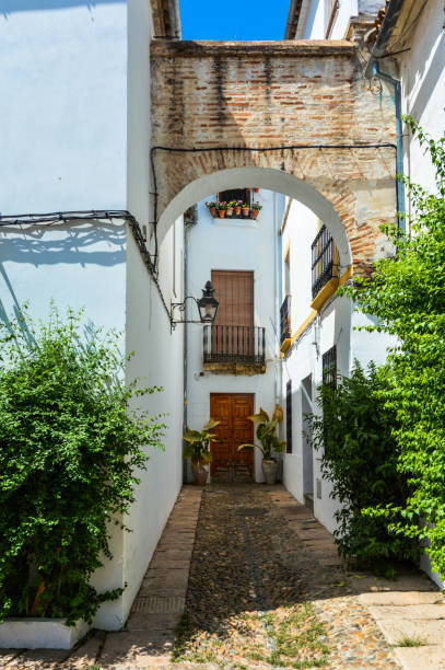 こちらもスペイン、コルドバの街の風景