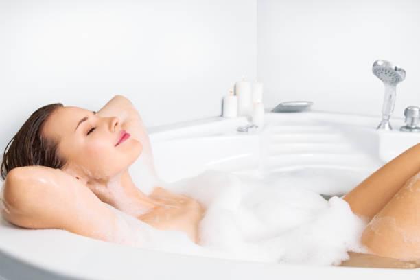 お風呂は1日のリセットタイム・・・♡