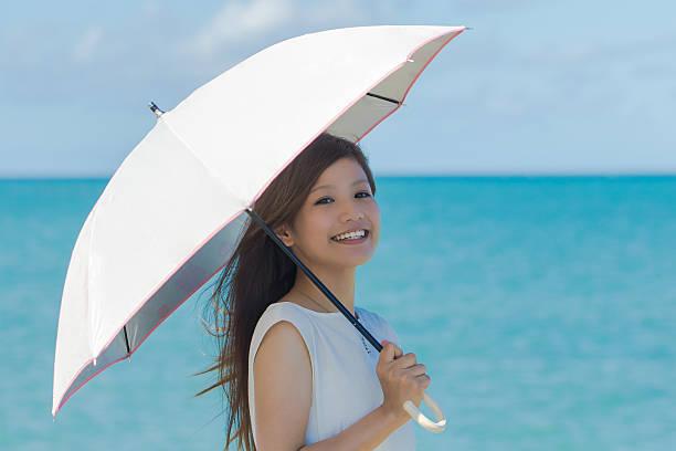 ここが大切! 紫外線対策の強い味方!日傘の選びのポイント!!