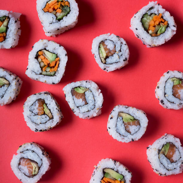 小っちゃな巻き寿司