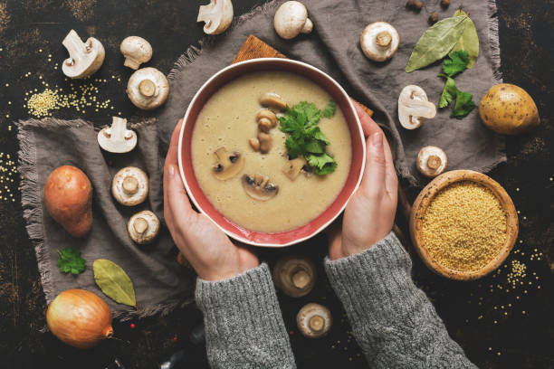 ダイエットにおすすめなのが脂肪燃焼スープ