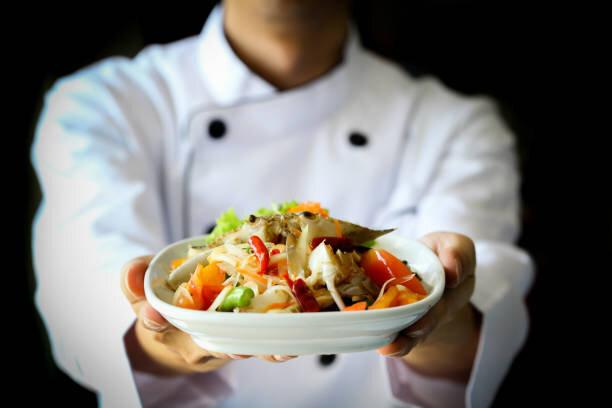 タイのサラダ 「ソムタム」