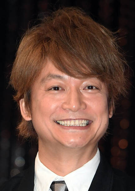 香取慎吾 (SHINGO KATORI)