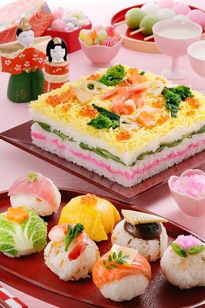 Hinamatsuri feast