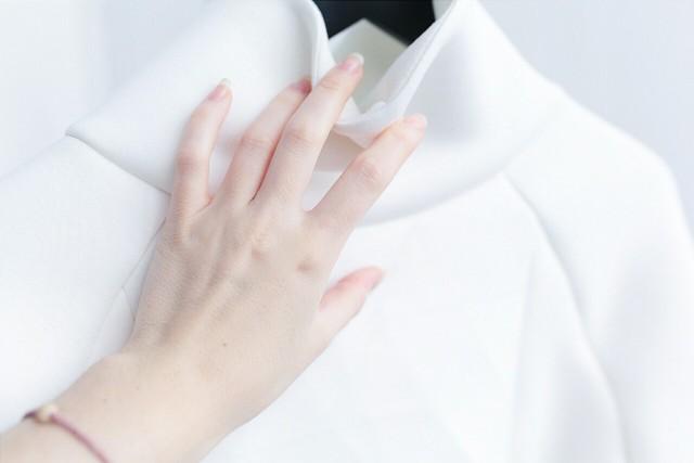 毎日のメイクオフの時に、自爪のお手入れもしちゃいます