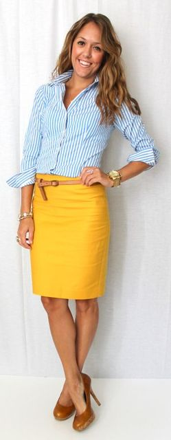 http://women-outfits.com/2015/04/13/working-girl-8-chic-work-outfits-with-skirts/7/ (14168)