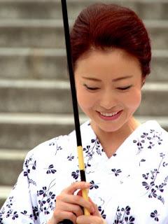 Geisha Maiko de Okiya Mura: Geisha Katsuno / 佳つ乃, (17346)