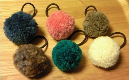 ポンポン毛糸でヘアゴム♪ ( その他趣味 ) - NAOの気ままなハンドメイドとお弁当のブログ - Yahoo!ブログ (18591)