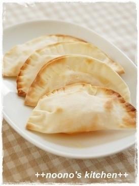 残った餃子の皮でジャム&チーズのパイ♪ レシピ・作り方 by noono♪|楽天レシピ (22009)
