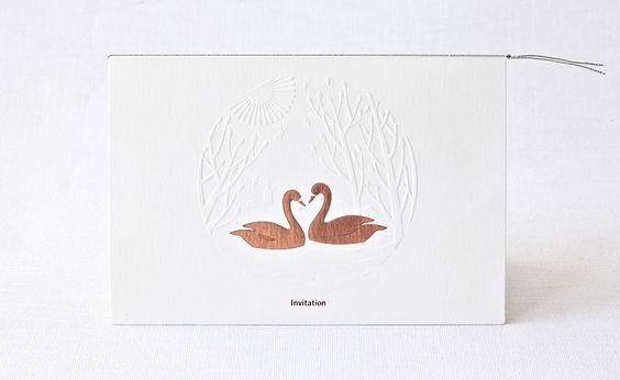 こちらも、幸福の象徴「Love swan」