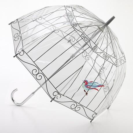 こんな楽しい傘なら雨の日の憂鬱も吹き飛んでしまいそう。