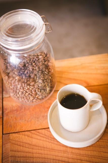 すばらしくクリアで雑味のないブレンドコーヒー