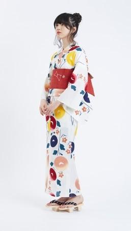 KIMONO by NADESHIKO 2017ゆかたコレクション