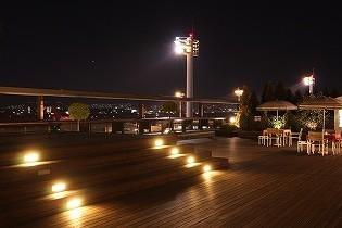 豊中側からも見ることが出来、その場合は大阪国際空港の展...