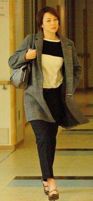 ドクターX~外科医・大門未知子~ ブログ   未知子のファッションチェック致します! (36727)
