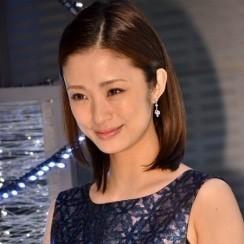 上戸彩さん着用キラキラネイビー・ワンピース