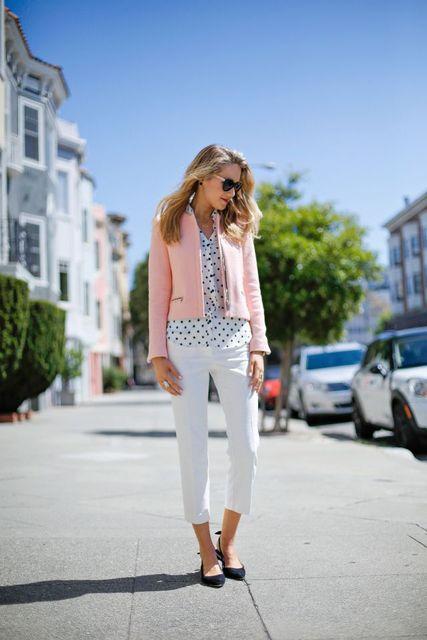 いっぺんに楽しむトレンドファッションは初夏の「ピンク」...