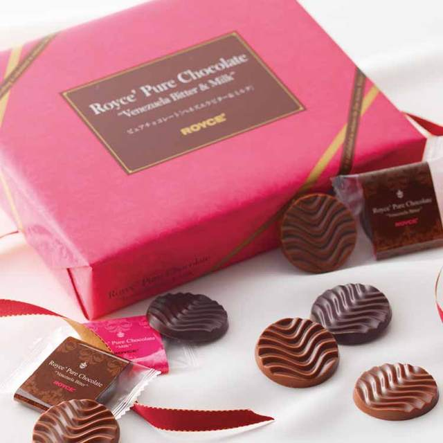 ピュアチョコレート|ロイズ(ROYCE')公式オンラインショップ (43508)