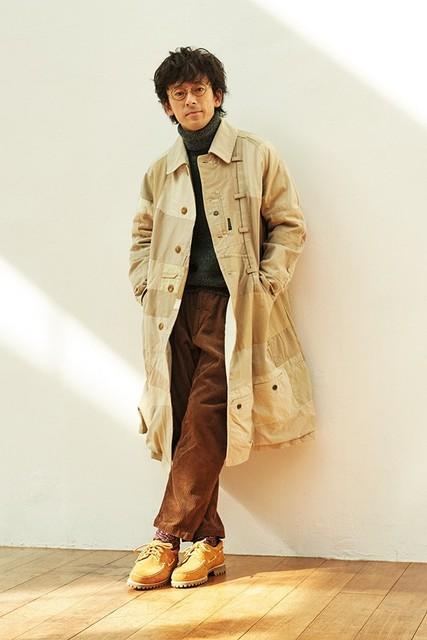 オール私服スナップ! 滝藤賢一、着たい服だらけの30日間#1 | FASHION | UOMO | WEBUOMO (46612)
