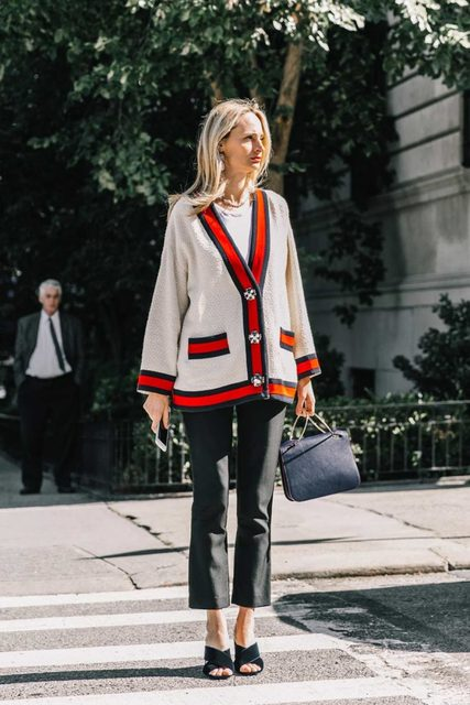 Street Style Inspiration From Spring Summer 2018 | (50728)