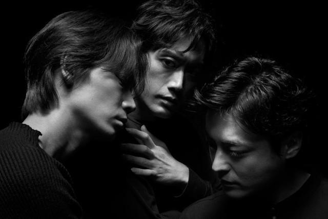 山田孝之、綾野剛、内田朝陽による音楽プロジェクト・THE XXXXXXが始動 - 映画ナタリー (57228)