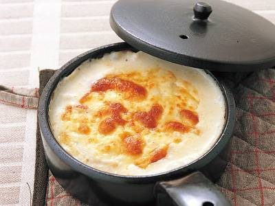 トースターで焼けるえのきを使った洋風の一品です。