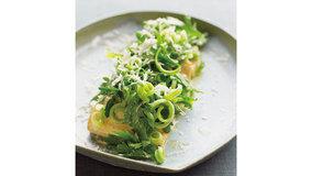 ビタミンA・C・Eを含む春菊と、豆腐と組み合わせた「免...