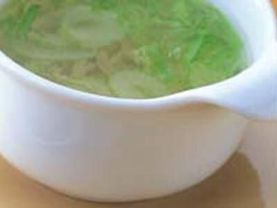 ささ身とセロリのスープ レシピ 山本 麗子さん|【みんなのきょうの料理】おいしいレシピや献立を探そう (61013)