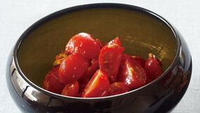 """生野菜をたれであえれば""""生ナムル""""。フレッシュなミニト..."""