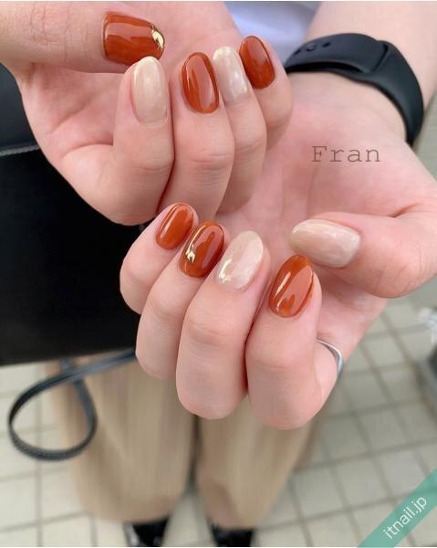 Franが投稿したネイルデザイン [photoid:I0087660] via Itnail Design (655335)