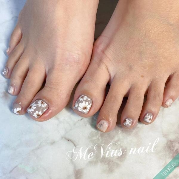 MeVius nailが投稿したネイルデザイン [photoid:I0096495] via Itnail Design (655188)