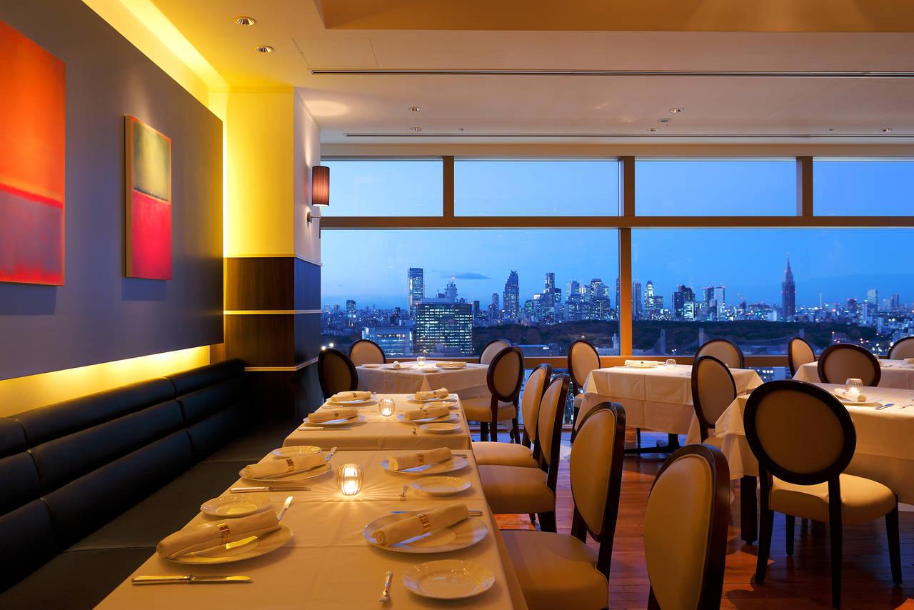 餐厅「A Bientot」