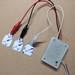 筋肉の電気信号・筋電位の計測