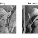 スパースモデリングに基づく画像の再構成 Part2. Total Variation最小化(Split Bregman)に基づく画像再構成